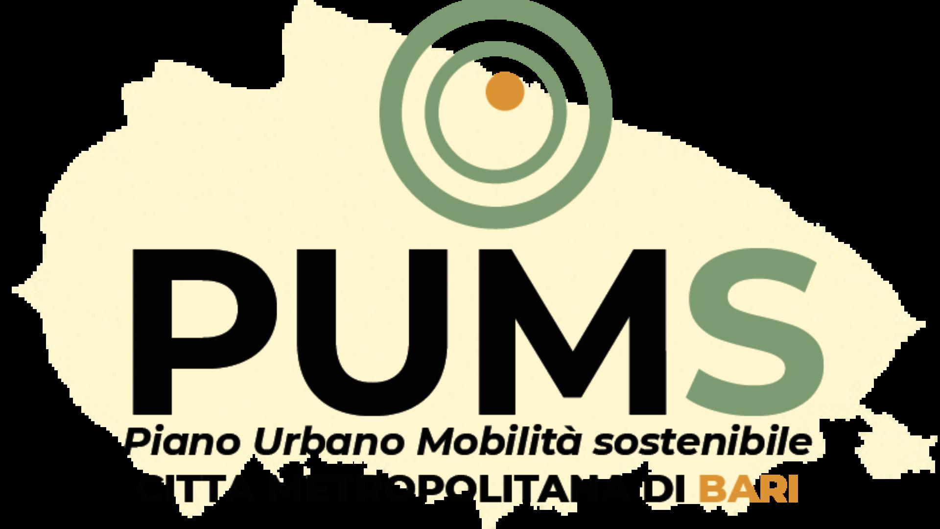 Pums Cittá metropolitana di Bari